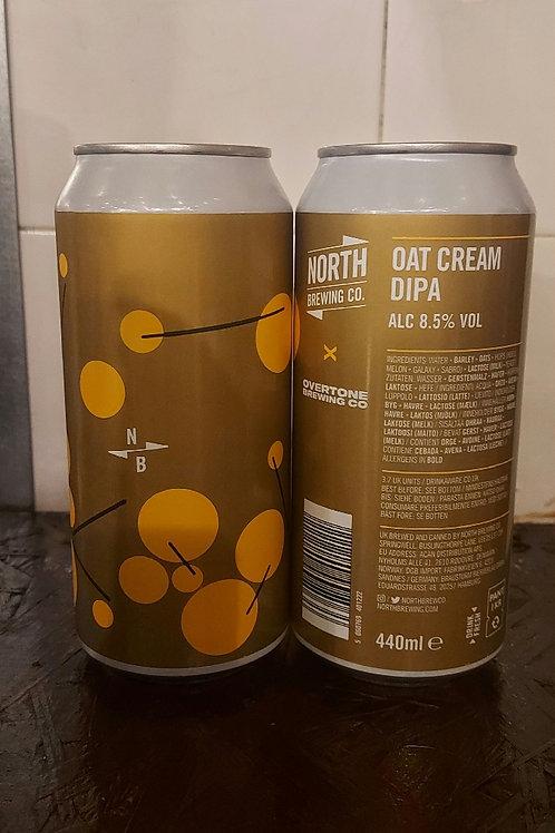 North Brewing Co. x Overtone Oat Cream DIPA