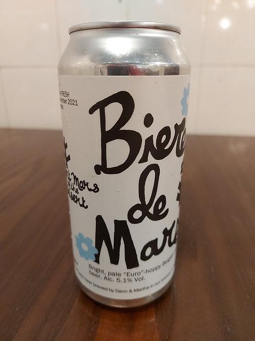 St Mars of the Desert - Biere De Mars - Belgian style Golden Ale