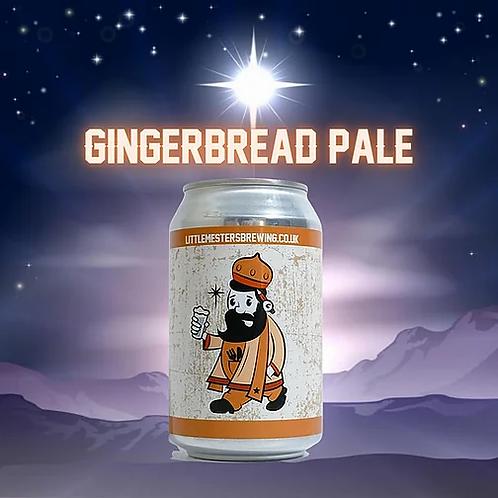Little Mesters - Gingerbread Pale Ale