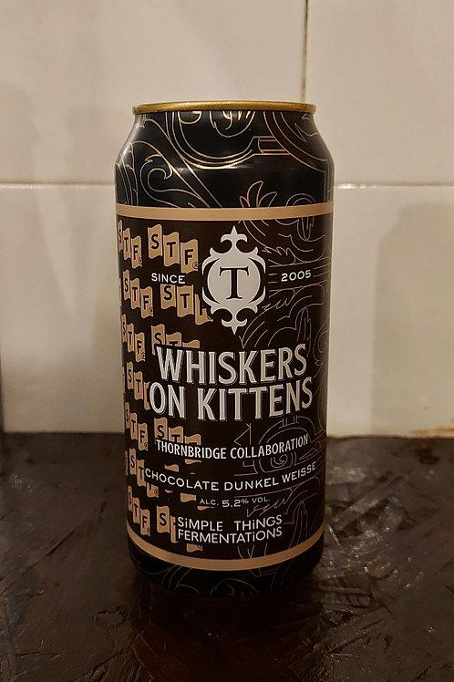 Thornbridge - Whiskers on Kittens Chocolate Dunkel Weisse