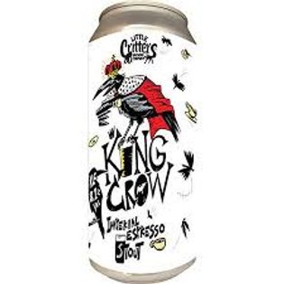 Little Critters - King Crow - Imperial Espresso Stout