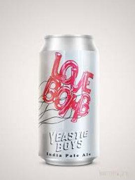 Yeastie Boys - Love Bomb