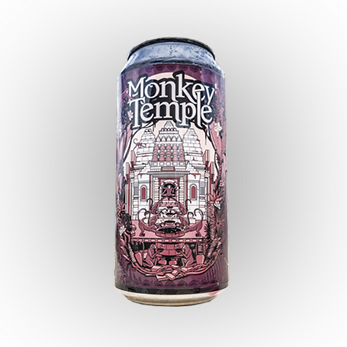 Mad Scientist - Monkey Temple