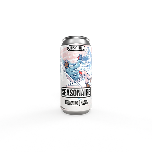 Gipsy Hill Brewery -  Seasonaire - Pale Ale