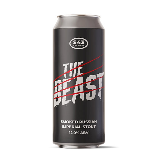 S43 Brewery - The Beast - Smoked Russian Imperial Porter