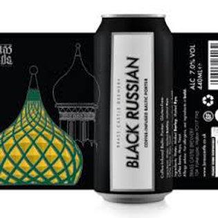 Brass castle - Black Russian - Coffee - Infused Baltic Porter