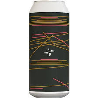 North Brewing Co. - North X Donzoko - Black Lager - 4.2% ABV