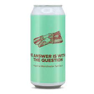 Pomona Island x Cloudwater - The answer is within the question -