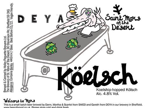 Koelsch - St Mars of the Desert x Deya Collaboration