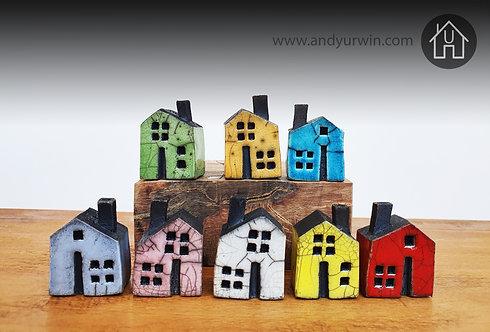 Tiny Raku house