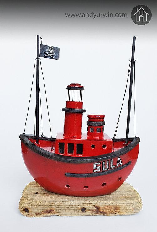 Sula lightship