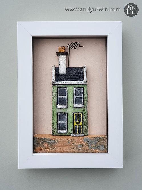 Framed Raku house
