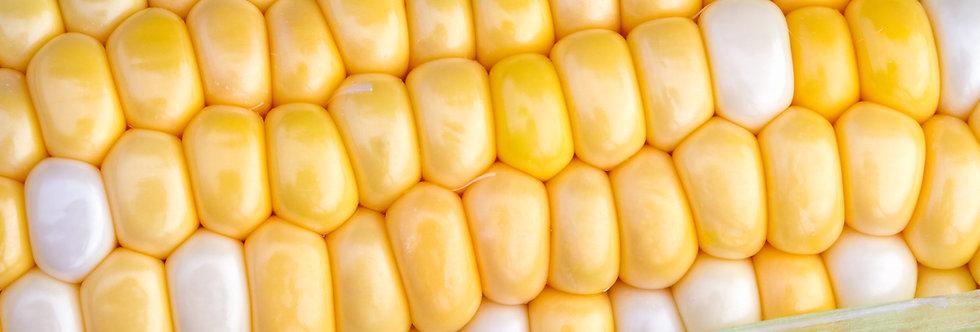 Corn, Pearls & Gold