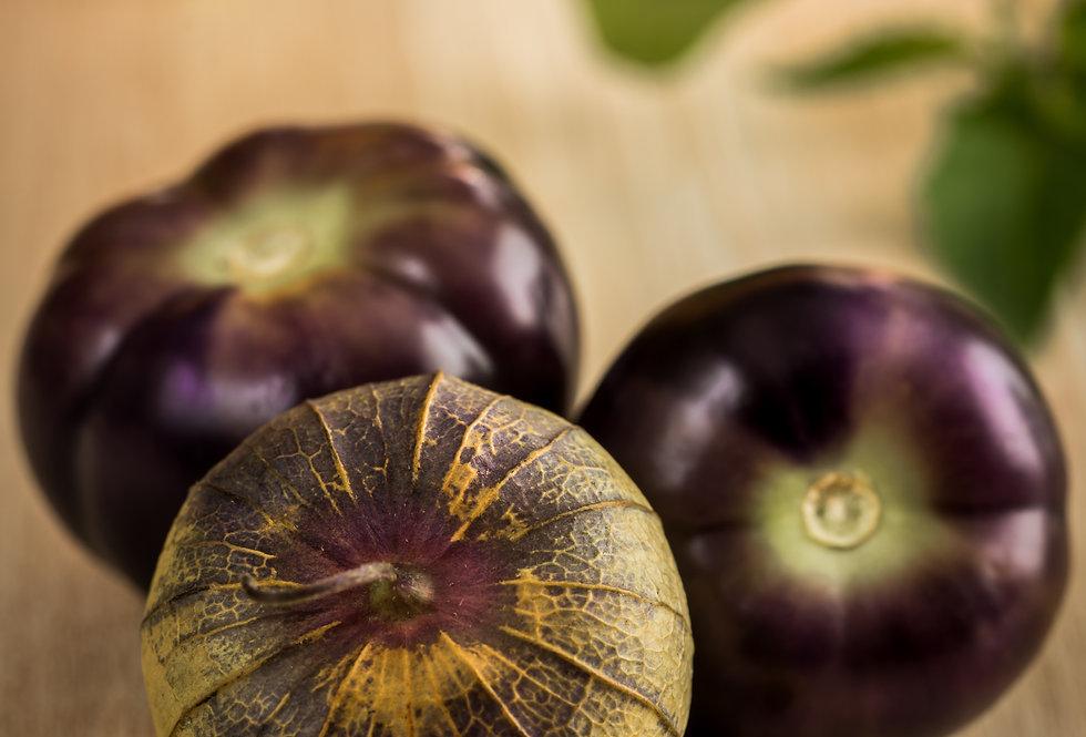 Tomatillo, Purple de Milpa