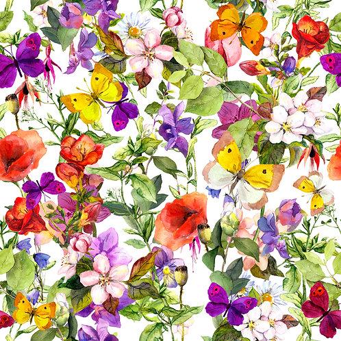 Wildflowers - Bird & Butterfly Mix