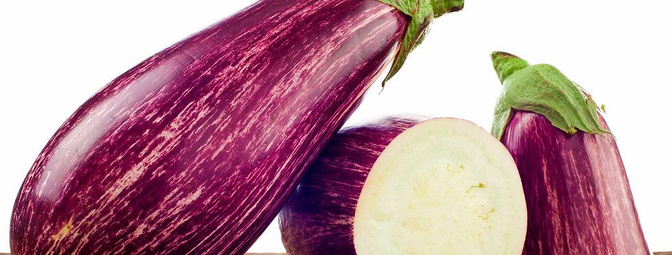 Eggplant Listada De Gandia