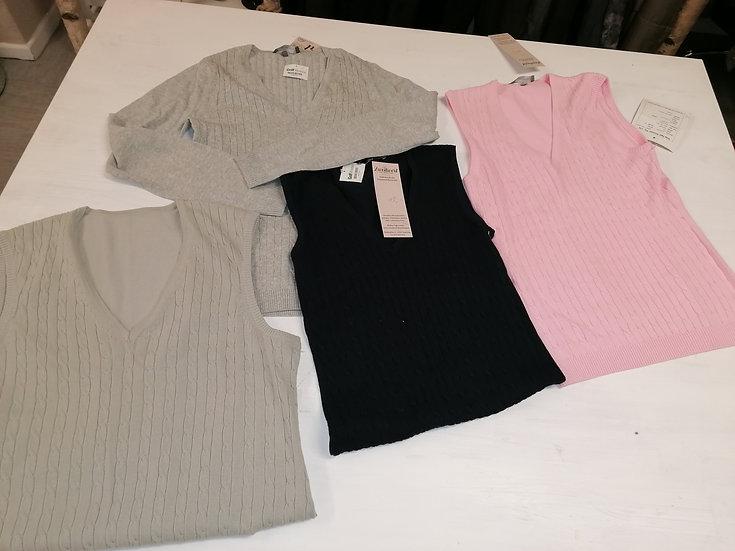 Pullover und Pullunder
