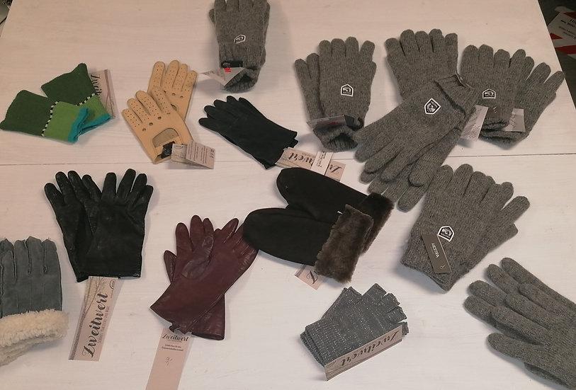 Handschuhe- Handschuhe -Handschuhe