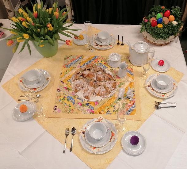 Sonntagsfrühstück mit der Baronesse