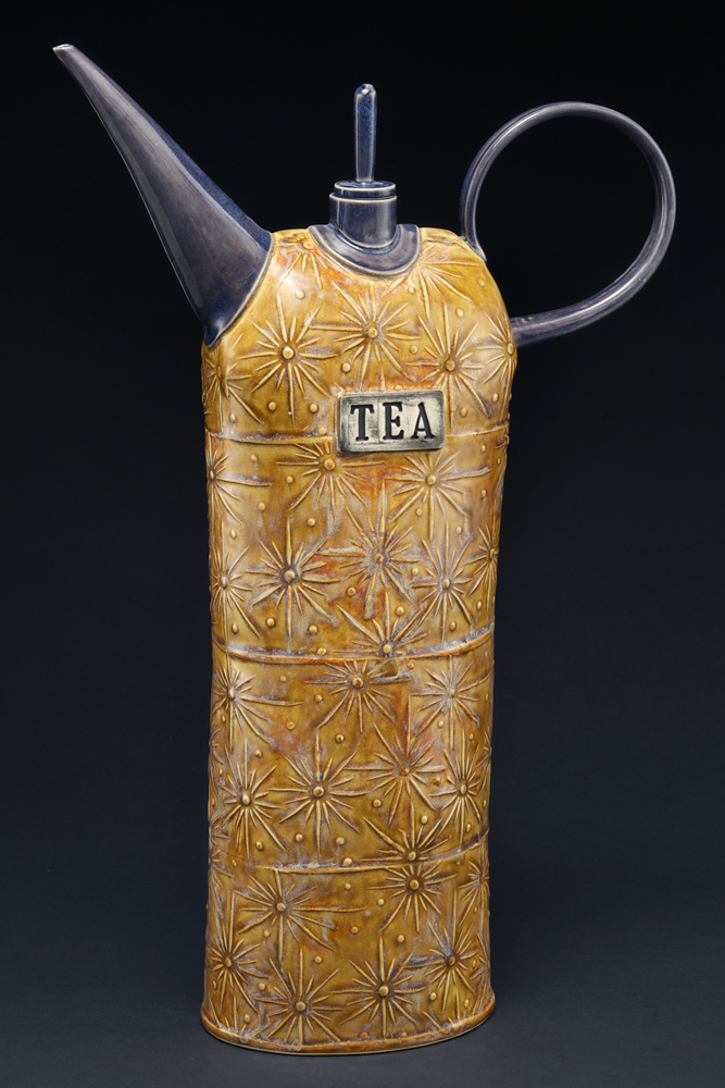 Texture Tea 500 Teapots
