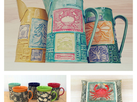 Happening Holiday Studio Sale -        Pottery Style!
