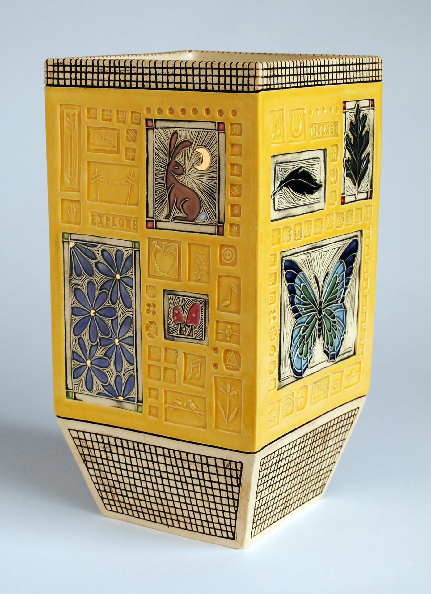 Yellow Vase Zapp 2