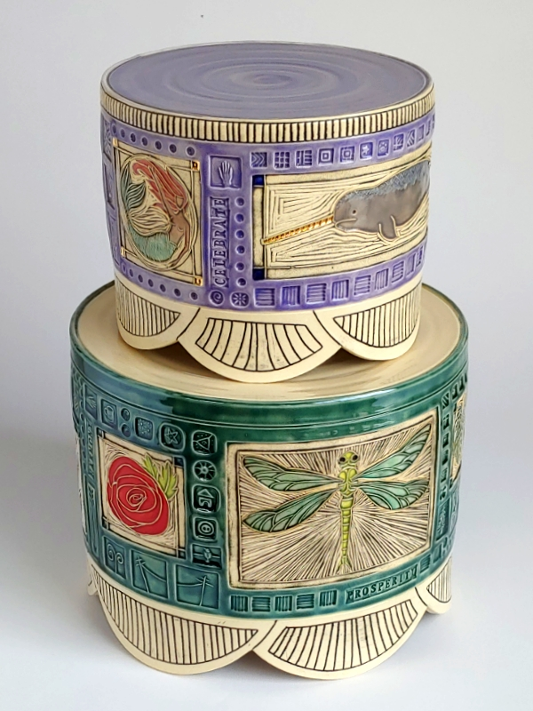 Cake Stand Stack