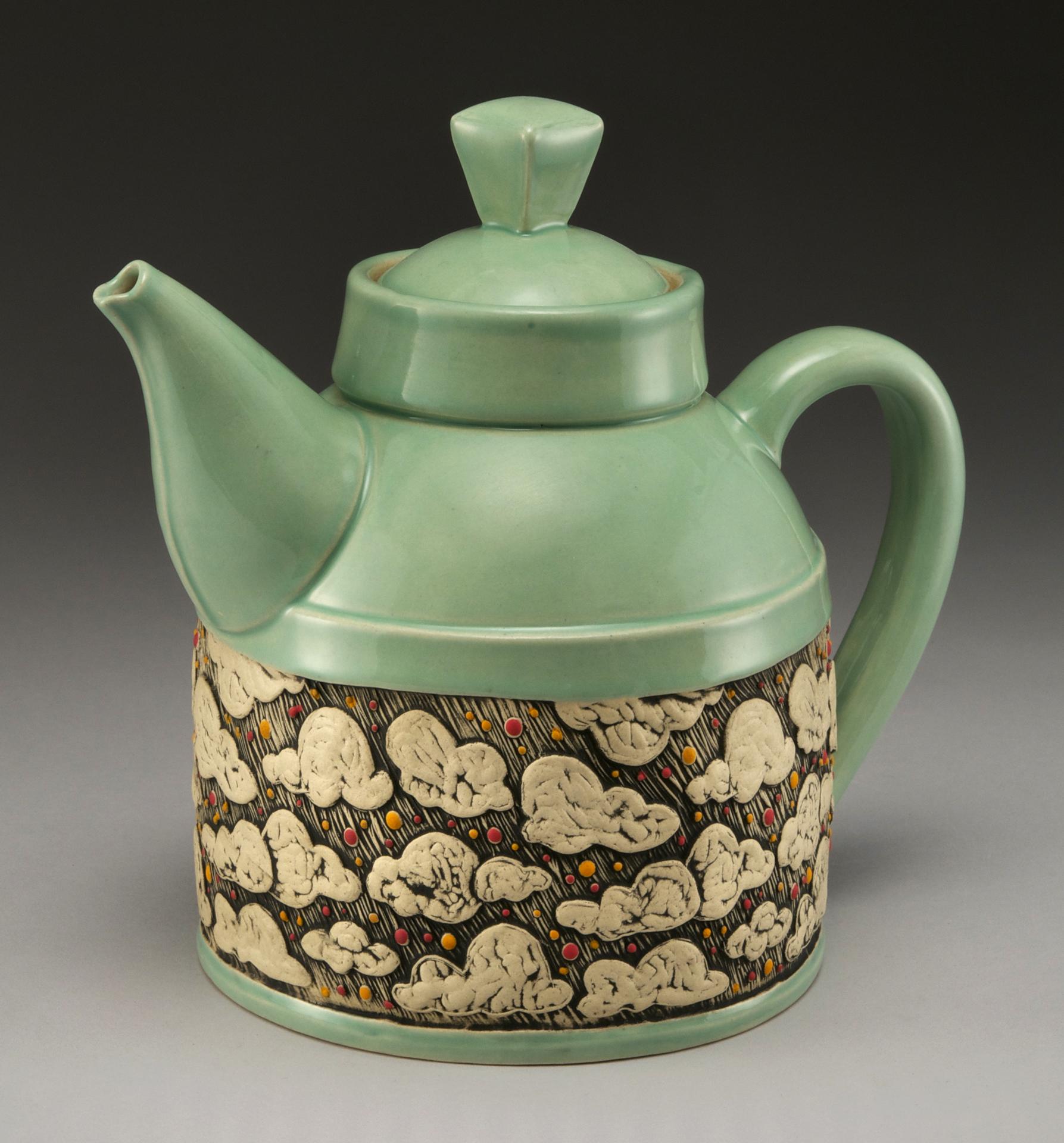 Fancy Teapot Zapp