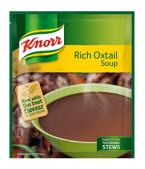 Knorr Rich Oxtail Soup