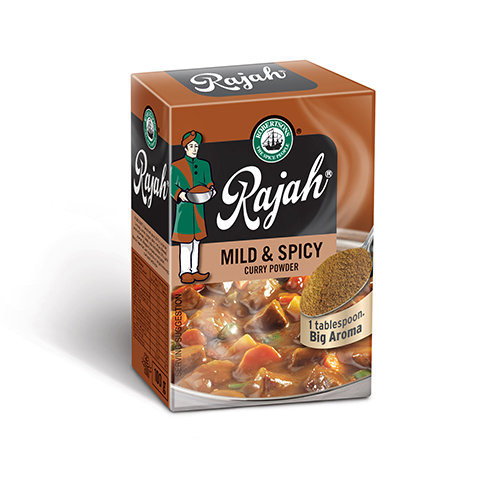 Rajah - Mild and Spicy Curry Powder