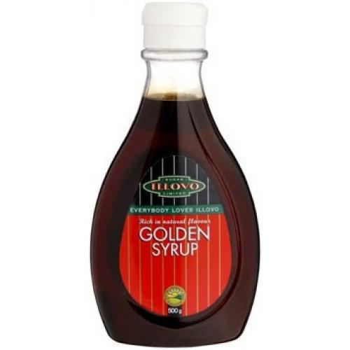 Ilovo - Golden Syrup 500g