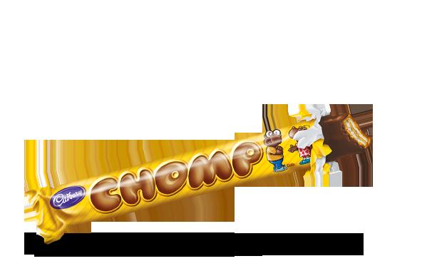 Cadbury - Chomp