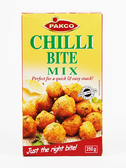 Pakco Chilli Bite Mix (250g)