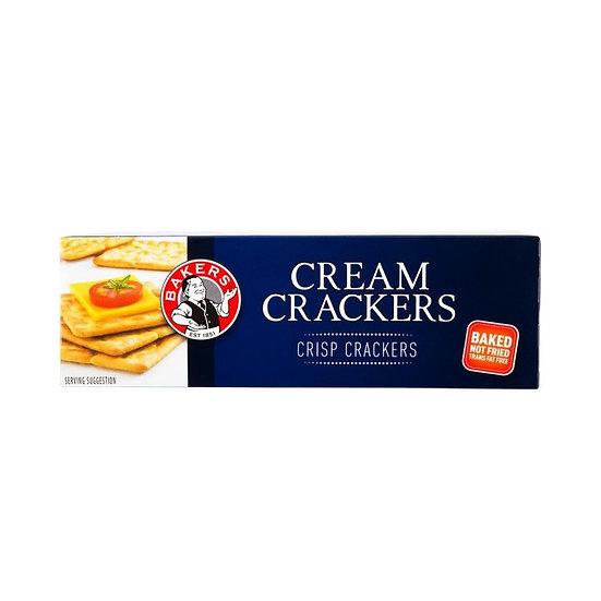 Bakers - Cream Crackers 200g