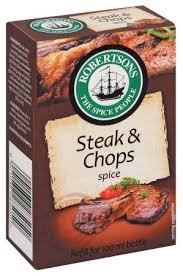 Robertsons - Steak & Chops Spice (Refill) 80g