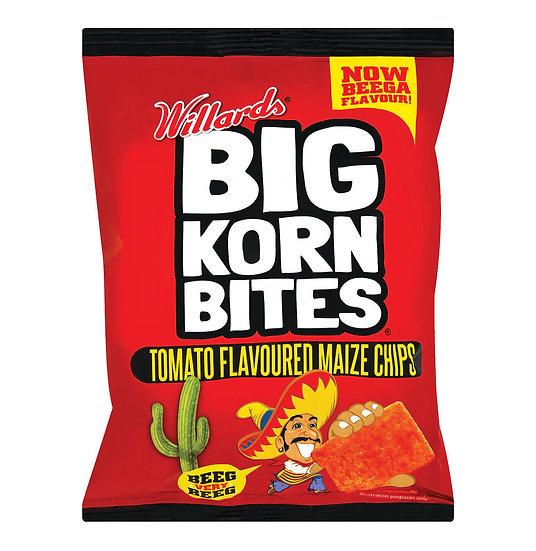 Big Corn Bites - Tomato 120g