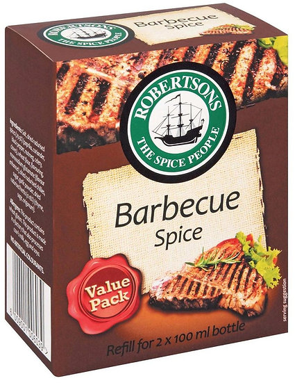 Robertsons - Barbecue Spice (Refill)64g