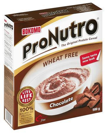 Pronutro Wheat Free - Choc 500g