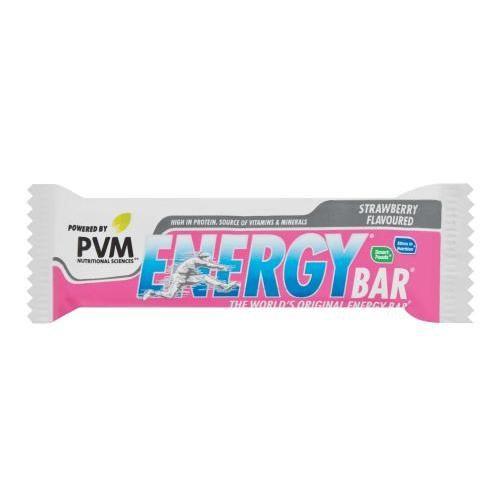 PVM Energy Bar - Strawberry