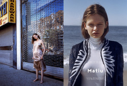 Matiu for Models.com