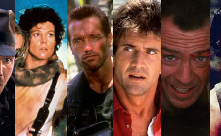 Movie Drafts: Action Heroes