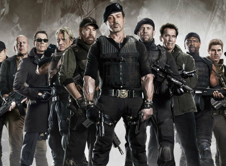 Take 5 Podcast: Top Action Stars