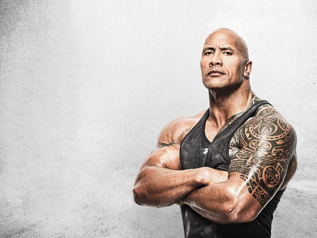 "Mount Shipmore: Dwayne ""The Rock"" Johnson"