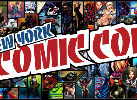 Deep Dive: New York Comic Con