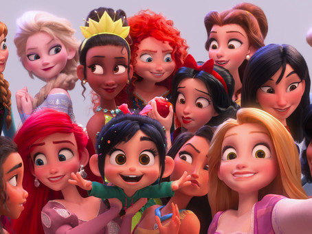 Movie Drafts: Female Disney Heroes