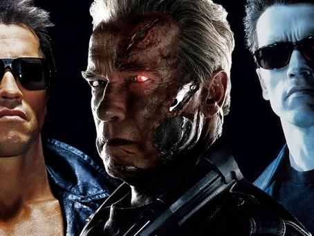 Movie Drafts: Terminator