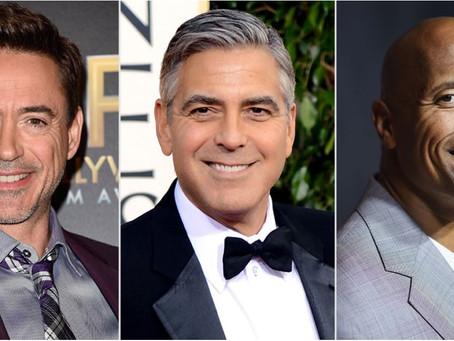 Take 5: Coolest Actors