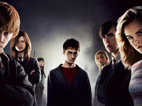 Roster Challenge: Harry Potter