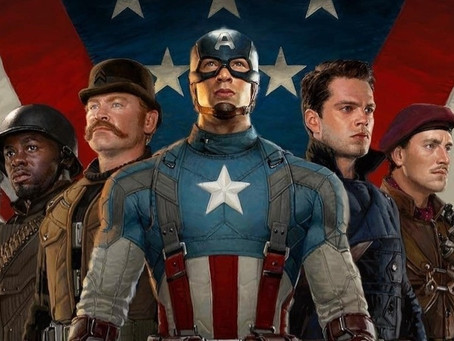 Deep Dive - MCU: Captain America: The First Avenger