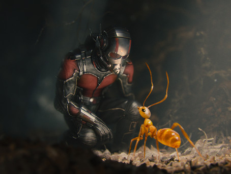 Deep Dive - MCU: Ant-Man